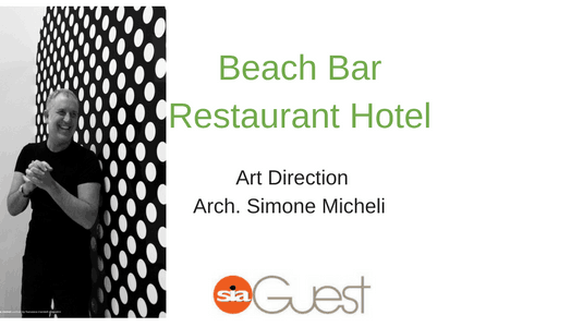 Beach Bar Restaurant Hotel by Simone Micheli & Frel