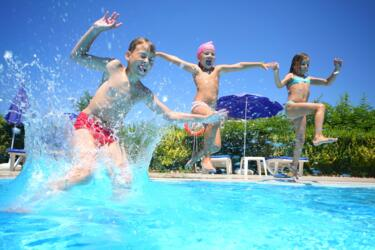 Luglio a Rimini in hotel all inclusive, servizio spiaggia e ingresso al parco