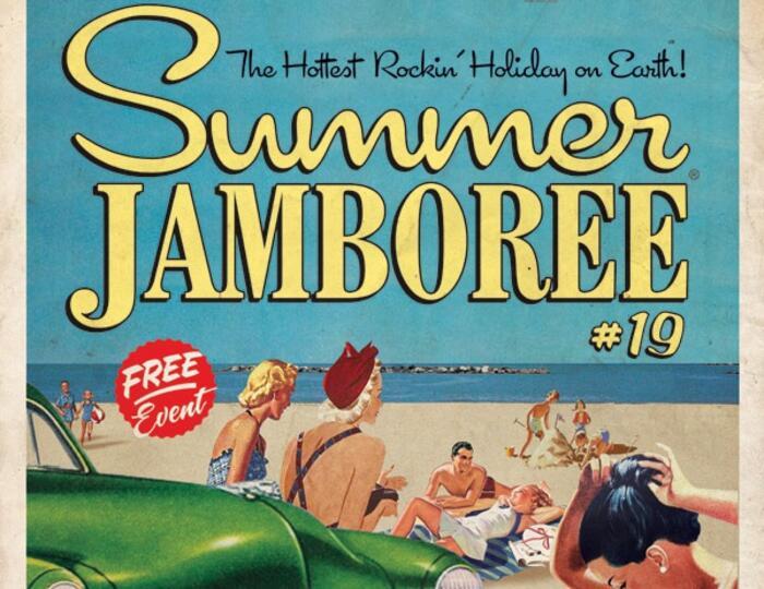 Offerta Albergo Summer Jamboree con servizio navetta