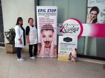 Il Centro Estetico Regina di Pesaro amplia l'offerta con Epil Stop di Kosmolia Group