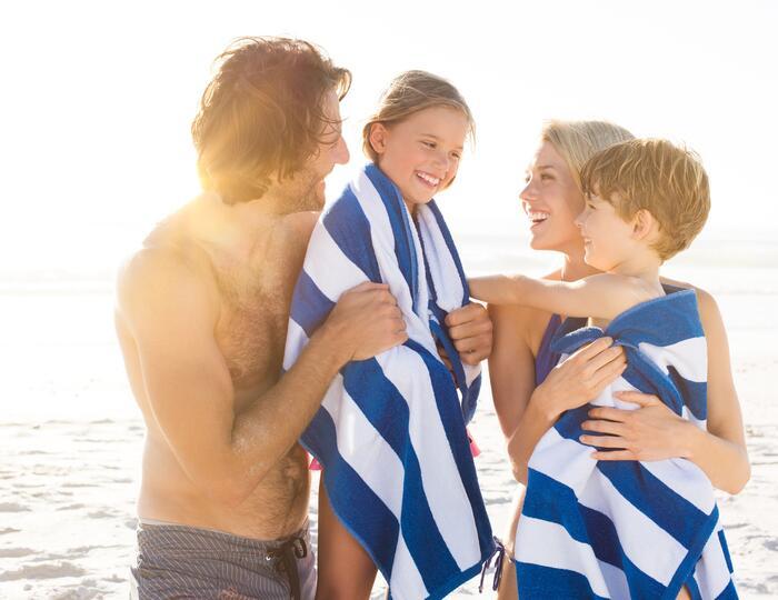 Vacanze all inclusive di inizio agosto con piano famiglia a Rimini