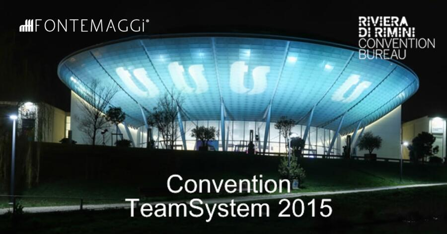 Convention TeamSystem 2015
