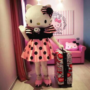 Welcome Hello Kitty!