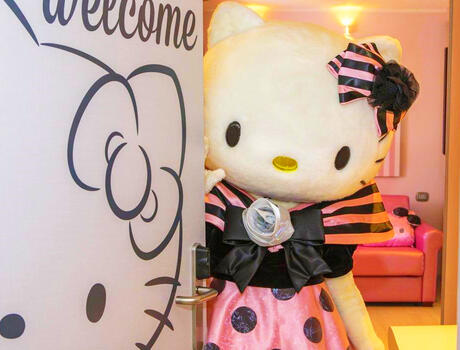 A DREAM HOLIDAY WITH HELLO KITTY !