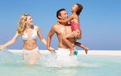 Pacchetto luglio all inclusive a Rimini in hotel con servizio spiaggia