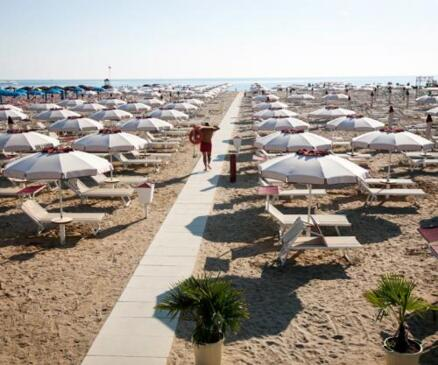 Inizio Settembre al mare di Rimini