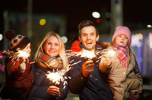 Capodanno a Rimini: Cenone e grande festa per la Notte di San Silvestro