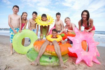 Offerta di metà agosto a Rimini in hotel tutto incluso con servizio spiaggia