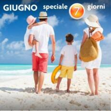 SUPER OFFER A WEEK JUNE IN HOTEL RIMINI WITH CHILDREN FREE AND DISCOUNTS FOR FAMILIES