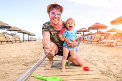 Vacanze Agosto Riccione in hotel vicino alla spiaggia