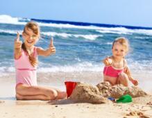 Offre septembre à Rimini avec séjour gratuit pour  enfant, animation et un parc d'attractions gratis