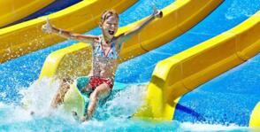 Vacances en Italie à Rimini en Juin avec enfant et parc aquatique gratuits