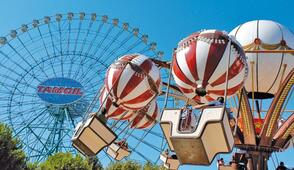 Special Rimini Hotel Offer in may: B&B + free funfairs (Italy)