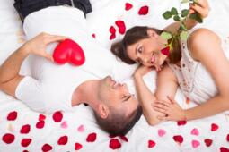 Cupid Package for couples at Rimini Italy in Hotel by  the sea in June