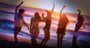 Offerta mare a giugno per sole Donne in vacanza a Rimini in Hotel All Inclusive