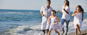 Sea offer for family in june in Rimini Italy in 3 star Hotel by the sea with entertainment