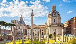 Hotel and Excursion from Rimini to Venice Rome and Florence