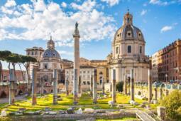 Hôtel et excursion de Rimini à Venise, Rome et Florence