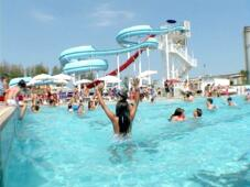 August offer for holiday in Rimini-Italy in hotel with free acquapark