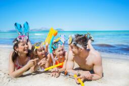 Offre juin tout inclus à l'hôtel à Rimini Italie avec réductions enfant et forfait famille