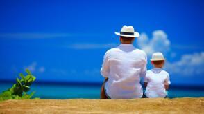 Vacances à la mer en Italie à Rimini pour les parents seuls