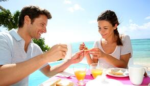 All inclusive offer in hotel for vegetarians in Rimini on the Adriatic coast Italy