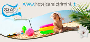 All Inclusive's offer with family deals for the first week of September in Hotel in Rimini-Italy