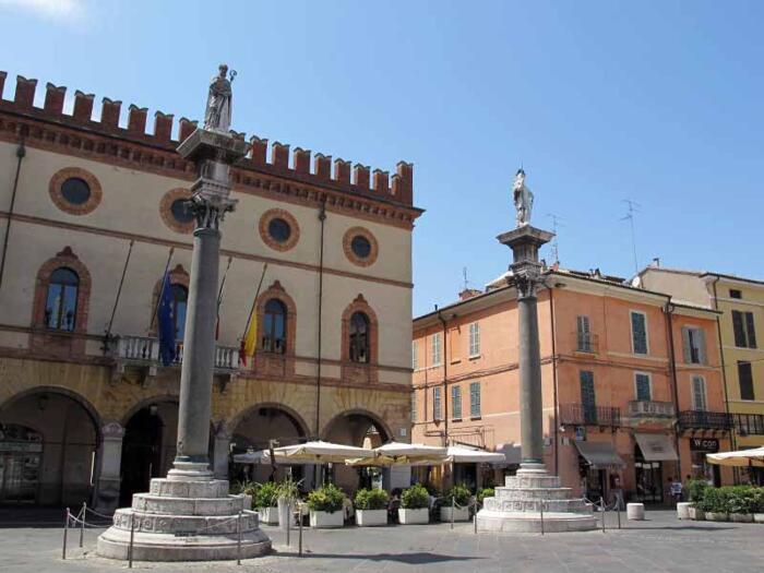 Ravenna e il suo centro storico... mosaici, arte e cultura da scoprire!