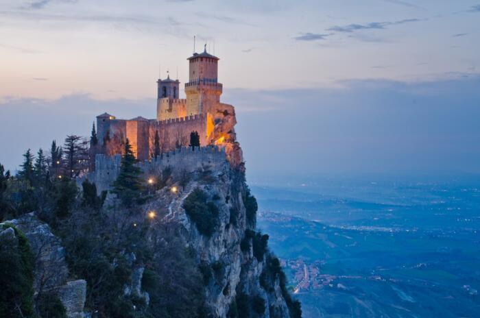 San Marino, la più antica repubblica d'Europa