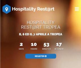 Il 6 e il 7 Aprile TITANKA! parteciperà all'Hospitality Restart a Tropea (VV)