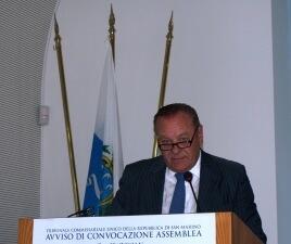 Fausto Mularoni ritorna alla guida dell'Istituto
