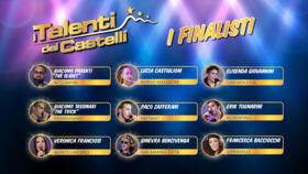 I Talenti dei Castelli: ecco i 9 finalisti