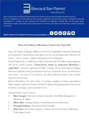 BSM al Meeting 2018