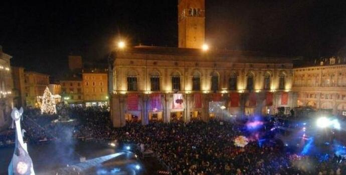 New Year's Day in Bologna