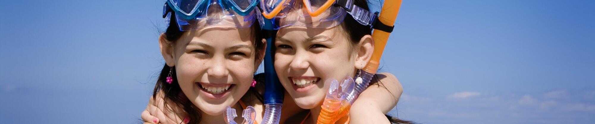 Offer 2nd week of July: FREE BEACH, CHILDREN -50%
