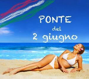 Offerta Albergo a Rimini Ponte del 2 Giugno