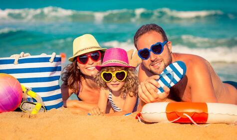 Offerta Luglio 2018 per Vacanze in Famiglia a Rimini