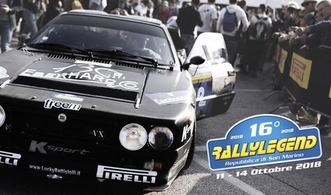 Offerta Rallylegend 2018