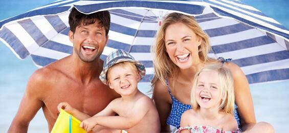 Offerta prima settima di Agosto in hotel sul mare con sconti bimbo