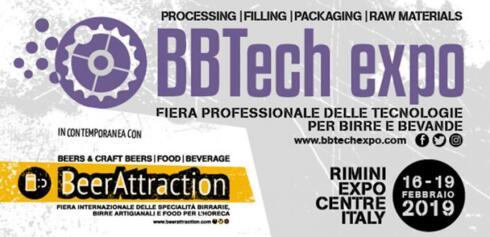 Offerta BBTECH EXPO 2019 Fiera di Rimini