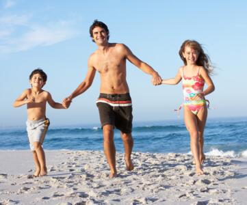 Late July Offer: All Inclusive Hotel in Pinarella di Cervia for Families, one children for free!