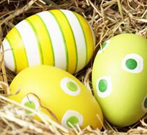 Week-end de Pâques et de printemps