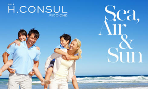 Offer early August Riccione: free children up to 3 years
