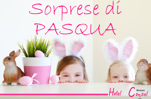 Easter 2021 offer in Riccione