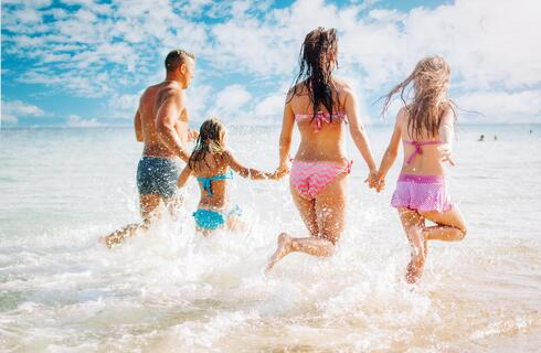 Offer June Holidays in Riccione in the hotel for families with children