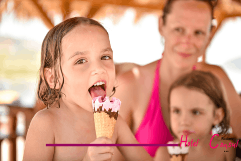 Offer 3 Week July Riccione in hotel with free children