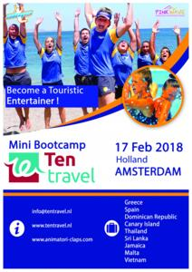 Mini Bootcamp - Holland 2018