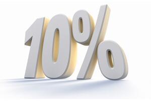 SPECIAL OFFER -10%  OTTOBRE e  NOVEMBRE