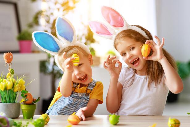 Easter Offer 2021 with CHILD STAYING FREE and LIVE MUSIC