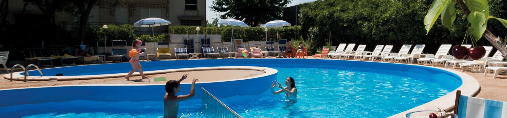 End of May offer for All-Inclusive stay in Rimini, a special occasion for families!